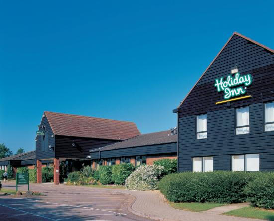 Holiday Inn Cambridge : Exterior