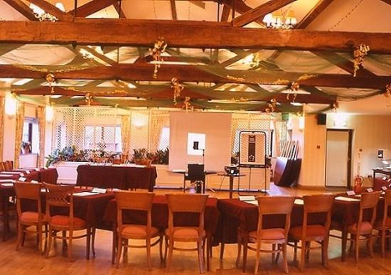 Marwell Hotel: Conference & Banquets