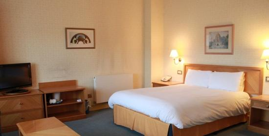 Blaby Westfield House Hotel: Double