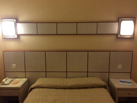 Hotel Chez Walter : La chambre
