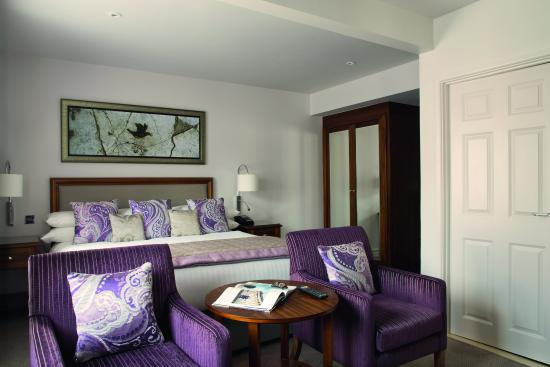 Bailbrook House Hotel: Guest Room