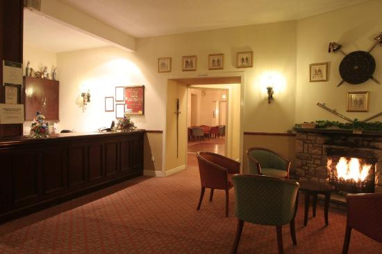 Kings Arms Hotel: KINGS ARMS RECEPTION