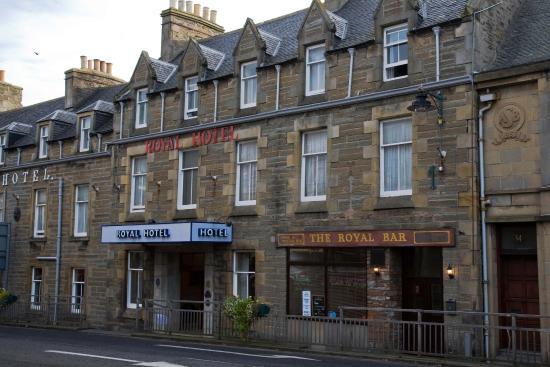 Royal Hotel, Caithness
