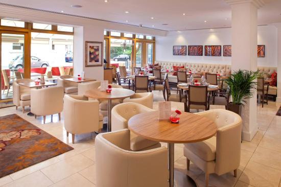 Jumeirah Lowndes Hotel: Lowndes Bar Kitchen Restaurant Seating