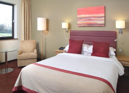 Stratford Manor Hotel: Double Guest Room