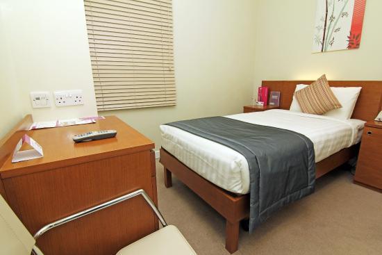 Ambassadors Bloomsbury: Standard Single Room