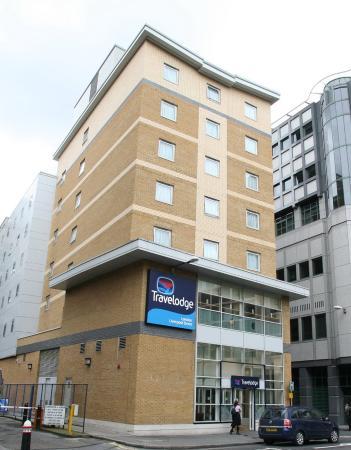 London liverpool for Hotel per londra