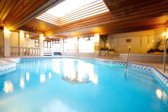 Apollo Hotel: Indoor Pool