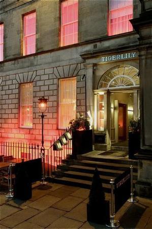 Tigerlily Hotel: Exterior