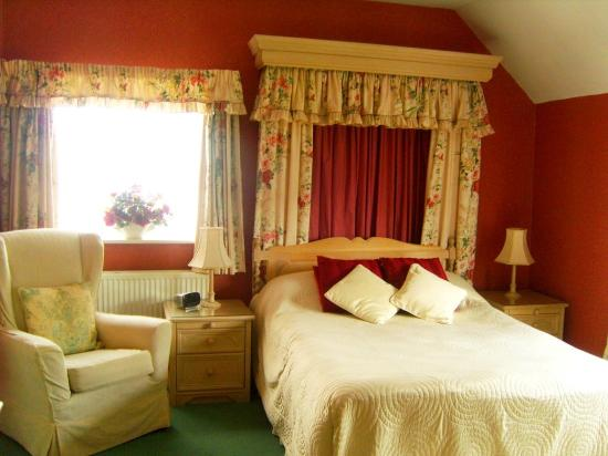 Kellington, UK: Red Room