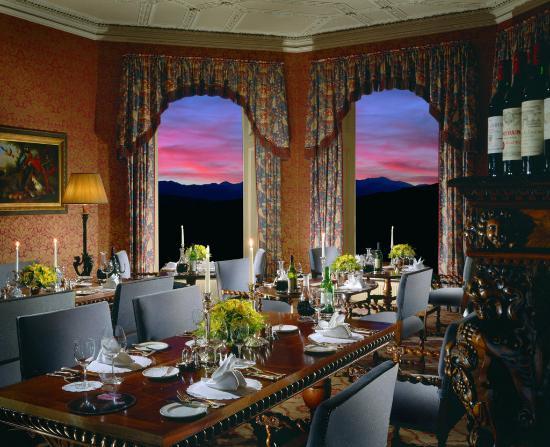Inverlochy Castle Hotel: Restaurant