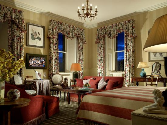 Inverlochy Castle Hotel: Guest Room