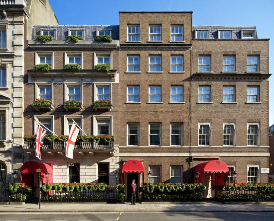 The chesterfield mayfair london england hotel reviews for Quartiere mayfair londra