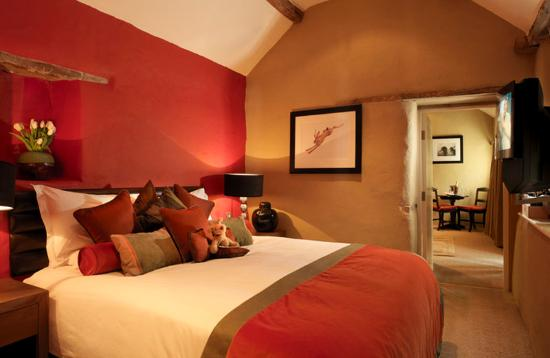 Feversham Arms Hotel & Verbena Spa: Garden Suite Rm Bedroom