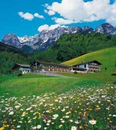 BEST WESTERN PLUS Berghotel Rehlegg: Exterior