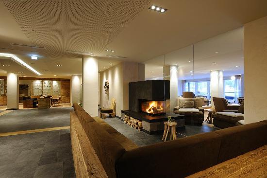 Krumers Post Hotel & Spa: Lobby