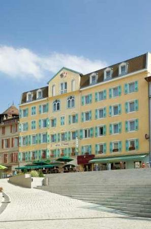 Hotel de France: Exterior View