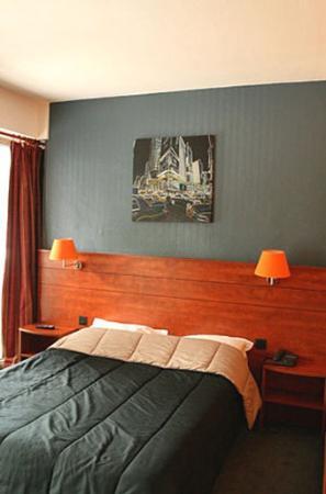 Hotel d'Angleterre: Double room