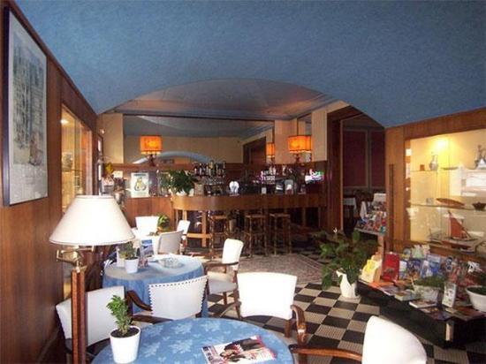 Hotel Terminus Tours : Bar