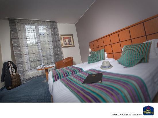 Best Western Hotel Roosevelt: Guest Room