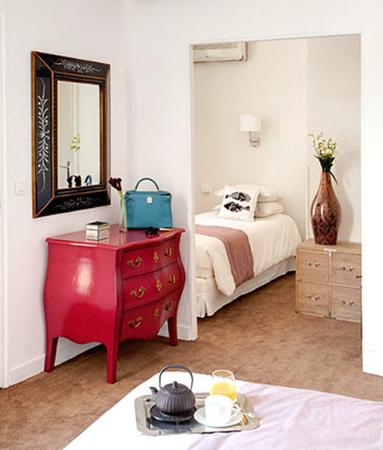 Hotel Colette: Single Room