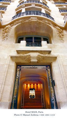 Hotel Sezz Paris: Exterior