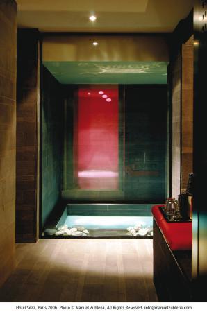 Hotel Sezz Paris: Spa