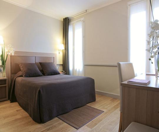 Hôtel Apollinaire : Guest Room