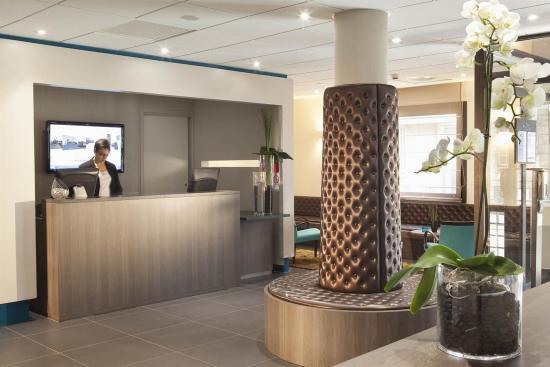 Hotel Escale Oceania: EOQReception Bd