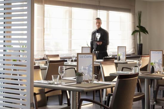 Hotel Escale Oceania: Restaurant