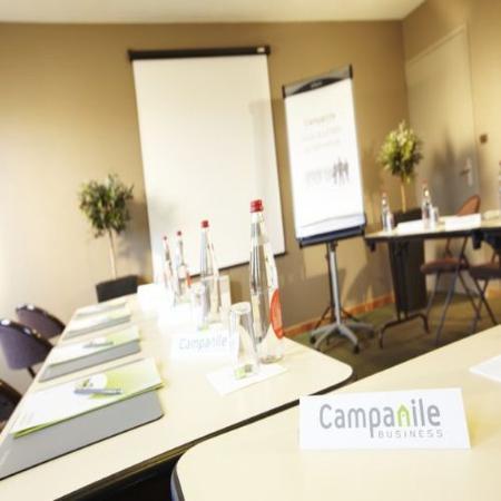 Campanile Honfleur - La Rivière Saint Sauveur : Meeting Room 2