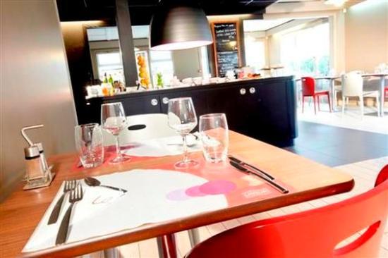 Campanile Lourdes : Restaurant