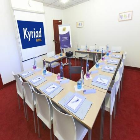 Meeting room picture of kyriad paris sud porte d 39 ivry for B b paris italie porte de choisy
