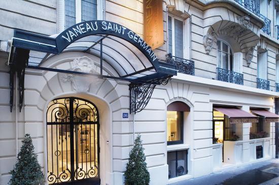 Hotel Vaneau Saint Germain