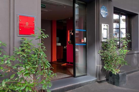 Hotel B Paris Boulogne : Exterior