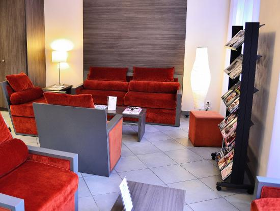 Quality Hotel Malesherbes Paris Lounge