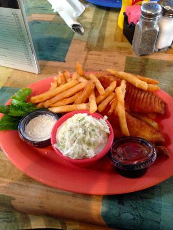Florida Cracker Cafe : fish