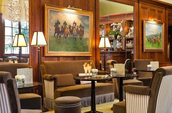 H tel barri re le normandy deauville tarifs 2018 voir for Design hotel normandie france