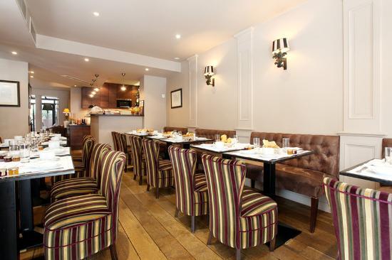 Hotel Albe Bastille : Breakfastroom