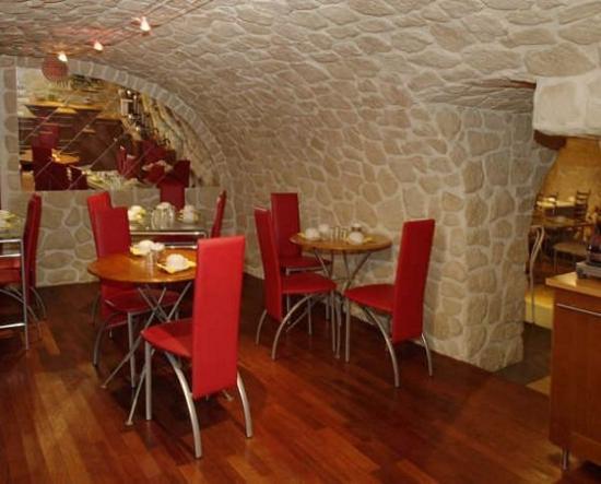 Hotel Hauteville Opera : Restaurant