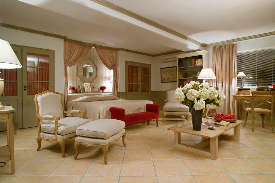 Le Chateau De Courban & Spa: Junior Suite
