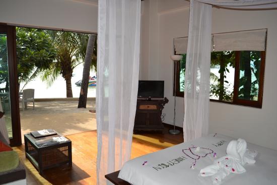 Saboey Resort and Villas: Beach Villa