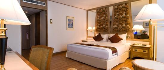 Montien Hotel Bangkok: Corporate Superior Room
