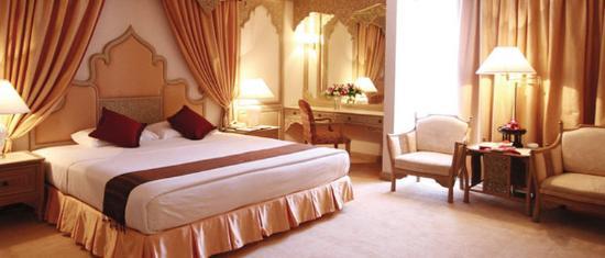 Montien Hotel Bangkok: Deluxe