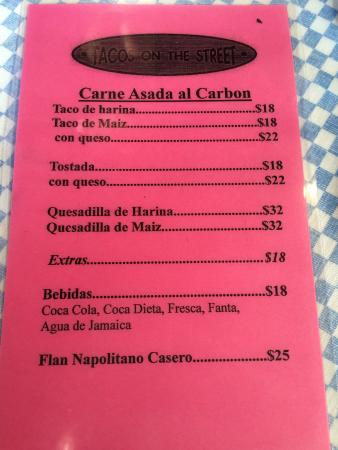 Incredible Tacos!!!