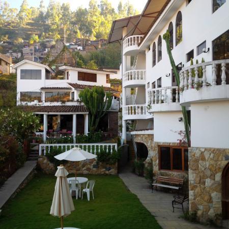 la mansion casa hotel desde andahuaylas per