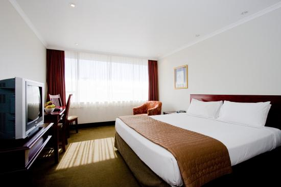Fountainside Hotel: Double Room