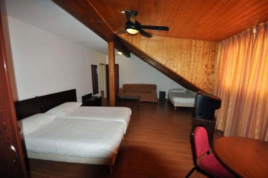 Atel - Calvy : Guest room