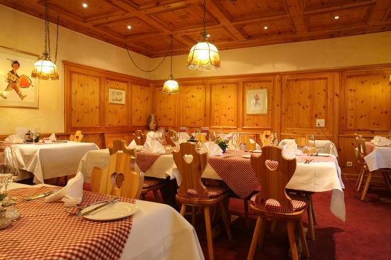 Sunstar Hotel Flims: Hotel Sunstar Flims Resturant Cariget