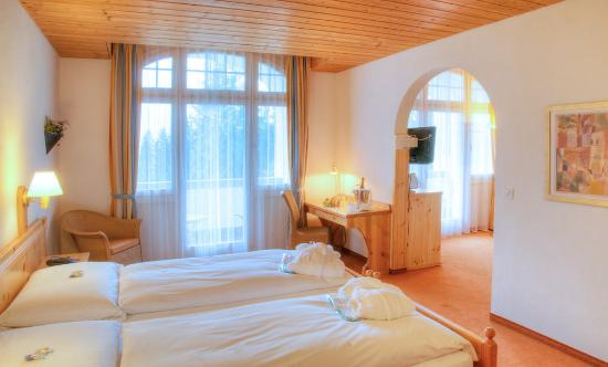 Sunstar Alpine Hotel Flims: Hotel Sunstar Flims Junior Suite